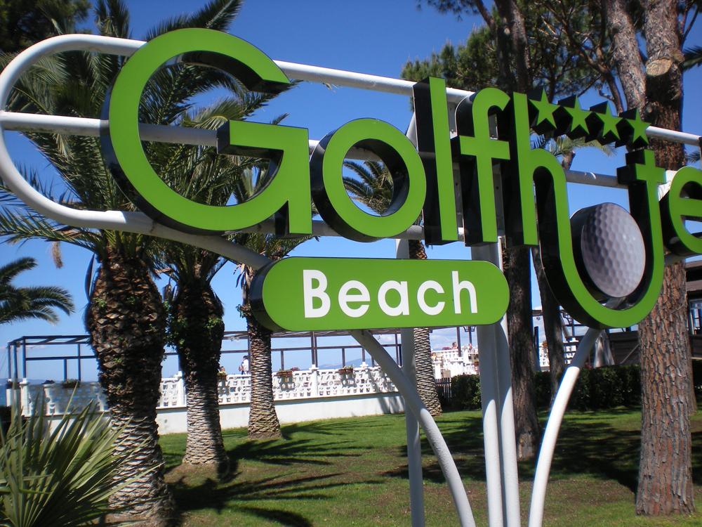 Ingresso Golf Beach